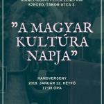 A Magyar Kultúra Napja (1)