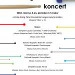 1. koncert